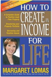 How to Create an Income for Life Lomas Margaret Book