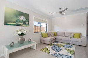 9 Moss Street Helensvale living area