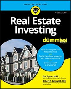real estate investing for dummies book